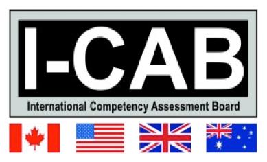 I cab logo