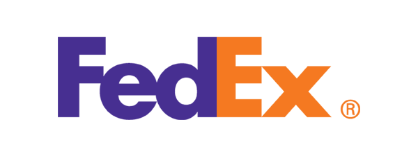 FedEx Logo Colour
