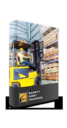 Forklift Training, Forklift training online, online forklift training course
