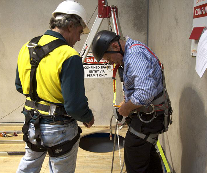 confined space training, mississauga, toronto
