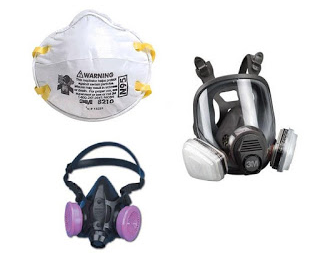 respirator mask fit testing & training, N95 Mask Fit Test, Half Mark Fit Test, Full Mask Fit Test, Mask Fit Testing